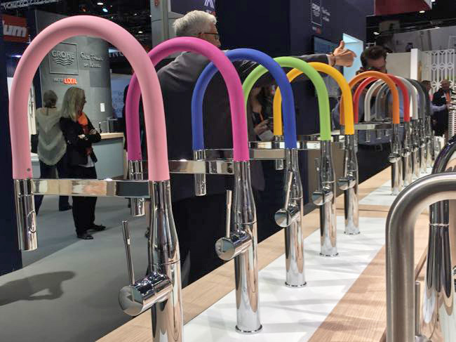 Top Kitchen and Bath Trends 2017 - Grohe