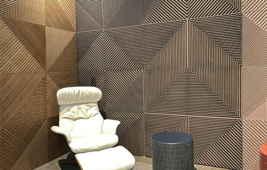 The 3D Wall is Trending at Dwell on Design