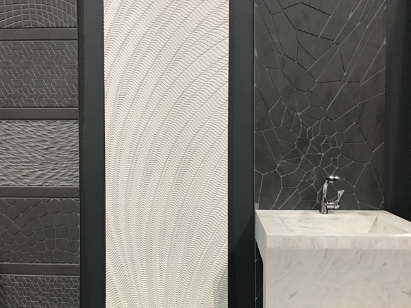 Corian imagined by Mario Romano at Dwell on Design 2017