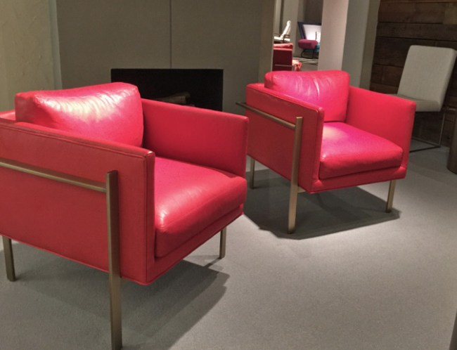Drop-In- High-quality Mid-century modern upholstery by Milo Baughman