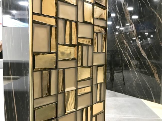 2018 tile trends - 3 Dimensional tile