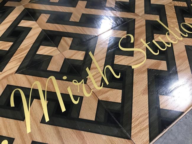 2018 - tile trends - Digitally printed engineered wood floor tile