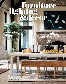Furniture, Lighting and Decor, October 2018