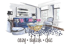 Cozy•Stylish•Chic