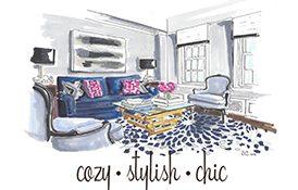 Cozy•Stylish•Chic