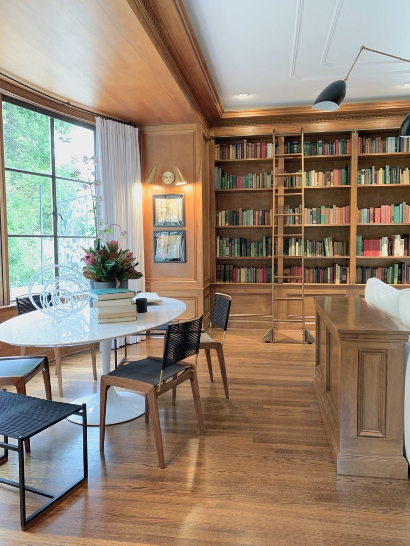 2019 Pasadena Showcase House - Modern Family Salon