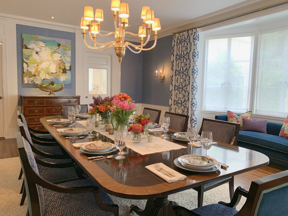 2019 Pasadena Showcase House - Dining Room