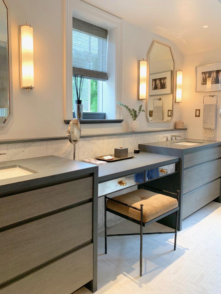 2019 Pasadena Showcase House - Master bathroom