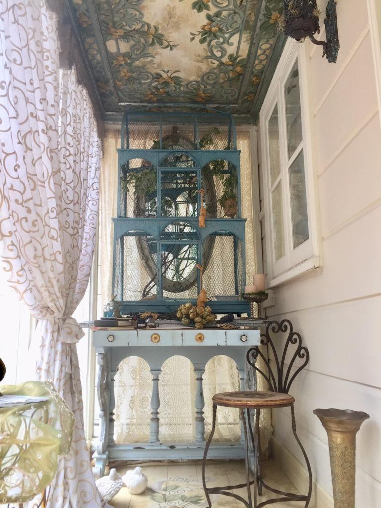 2019 Pasadena Showcase House - Poet's Porch