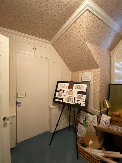 Laundry Room - 2020 Pasadena Showcase House - before