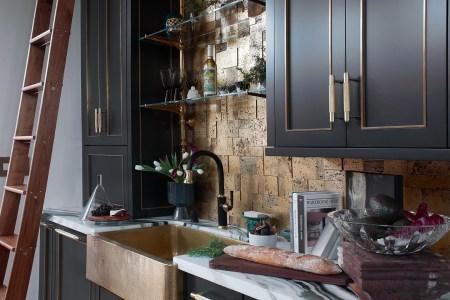 JeanneChung_loft apartment kitchen