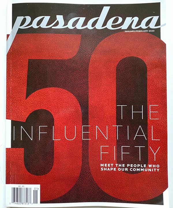 Pasadena Magazine 1-2020