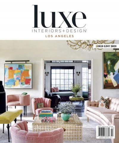 Luxe Magazine LA 1-2021