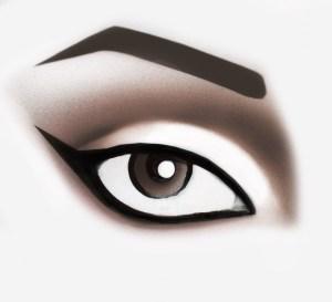 eye contour 1