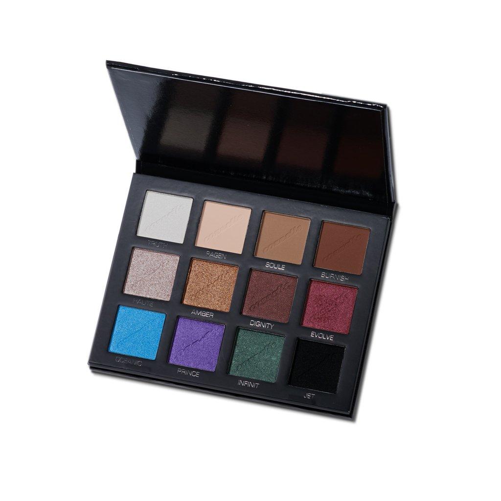 Cozzette Beauty Eyeshadow palette