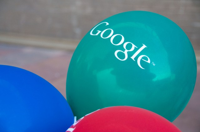 google balloon