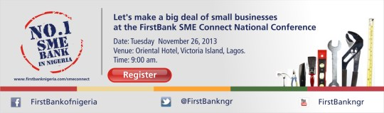 first bank for smes