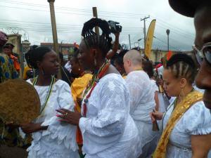 Osun Osogbo Festival 2015