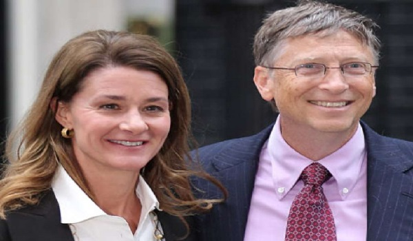 Bill and Melinda Gates, Founders of the Project
