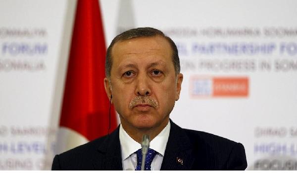 President Recep Erdogan, Turkey's President