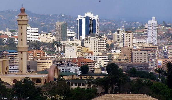 Kampala is also home to the headquarters of the East African Development Bank, located on Nakasero Hill. Kampala is said to be built on seven hills, .