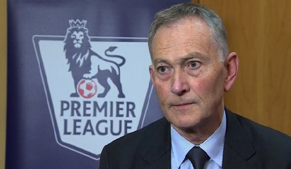 Richard Scudamore, the Premier League Chief Executive