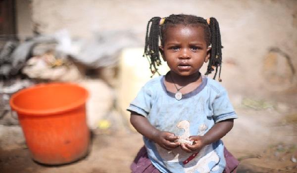Children living in Uganda's Kosovo slum Image Credit: OB.org