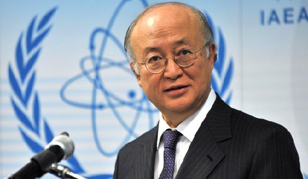 Director General of IEAE, Yukiya Amano. Image Credit: iaea.org