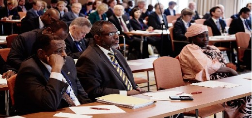 Pictures from last year's edition of the Africa Energy Forum (AEF). Image Credit: Africa Energy Forum