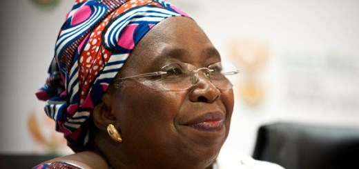 Dr Nkosazana Dlamini Zuma, Chairperson of the African Union Commission. Image Credit: Inspiring women South Africa.