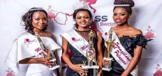 Miss Swaziland