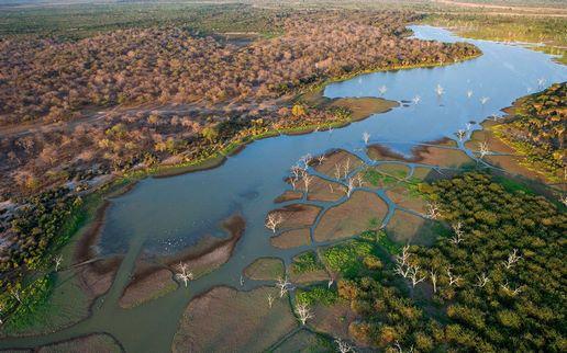 romantic places in Africa - Botswana