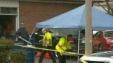 Police discover meth lab Turnvale Etobicoke