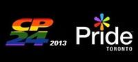 Pride 2013 Promo Button