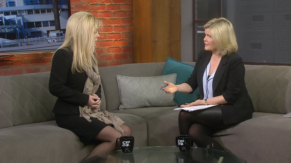 Eve Adams will seek Liberal nomination in Eglinton