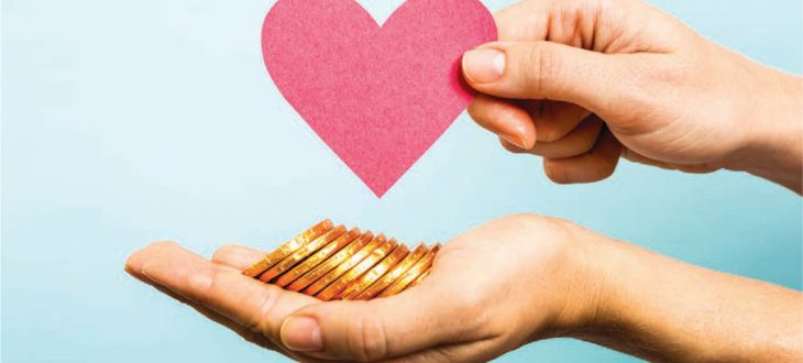 planning for charitable giving