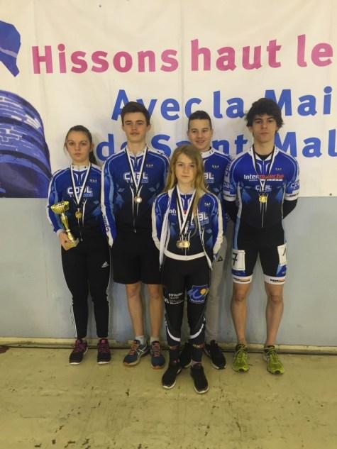 Championnat de Bretagne Indoor 2016