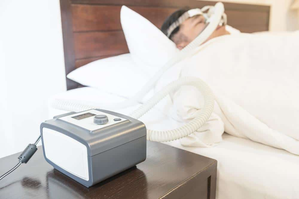 managing with sleep apnea