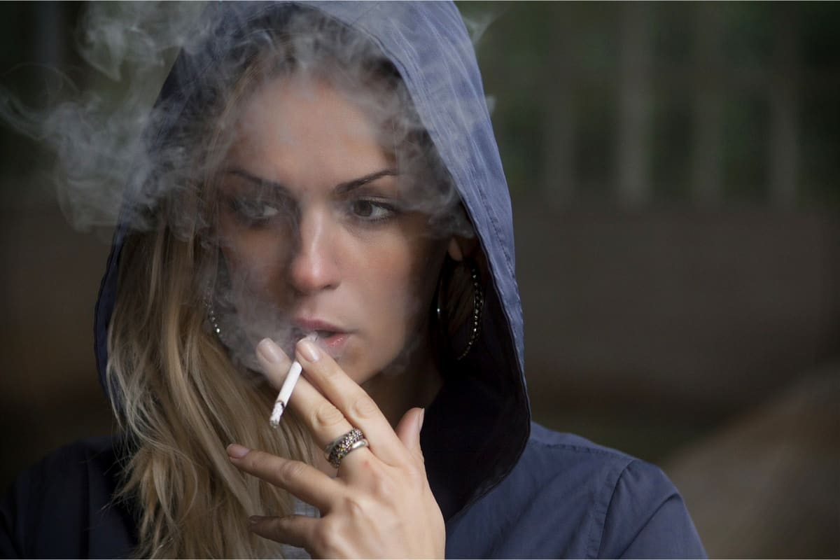 Smoking Increases Risk of Sleep Apnea