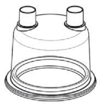 Fisher-Paykel Replacement Parts : # HC300 HC300 Humidifier