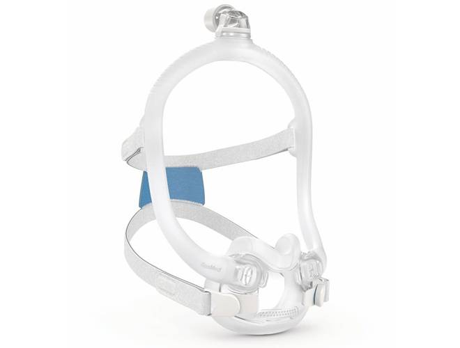 airfit f30i full face cpap mask with headgear