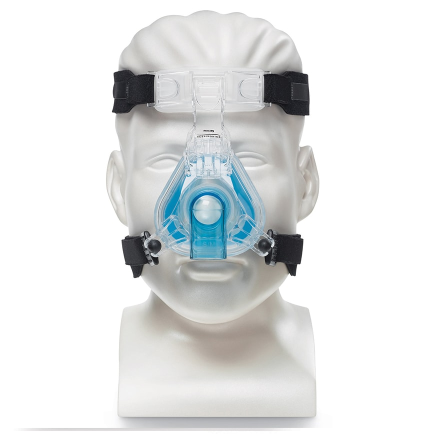 ComfortGel Blue Nasal CPAP Mask with Headgear by Philips Respironics - CPAP Store Los Angeles