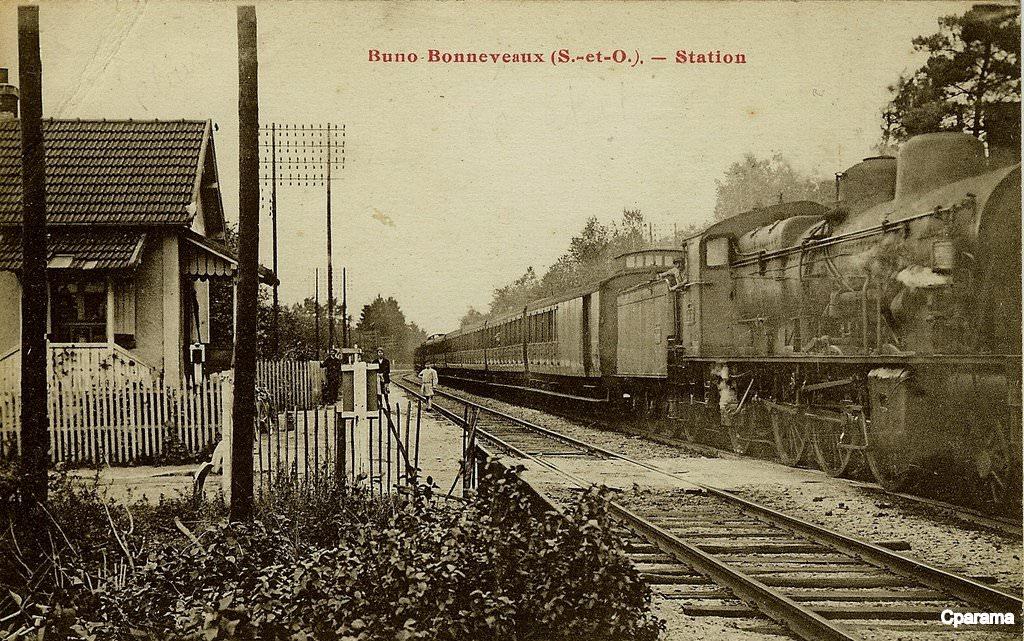 Buno-Bonnevaux : 91 - Essonne | Cartes Postales Anciennes sur CPArama