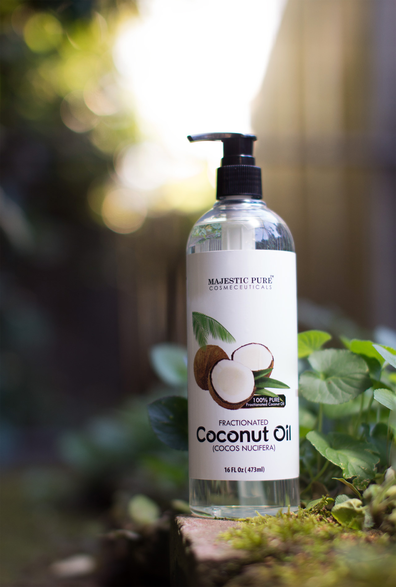 Fractionated Coconut Oil | Craig P  Burrows Photography