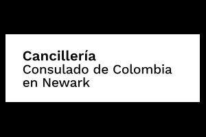 Consulado Colombia logo