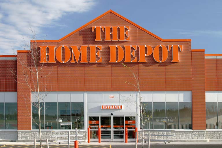 New Home Depot Retail Store APRIL 2007 Project Of The Month