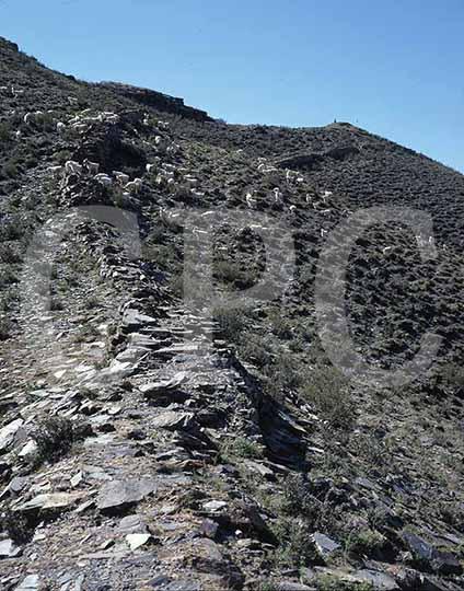 秦代の長城の寫真クフォトのシーピーシー・フォト