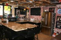Custom Basement Bars