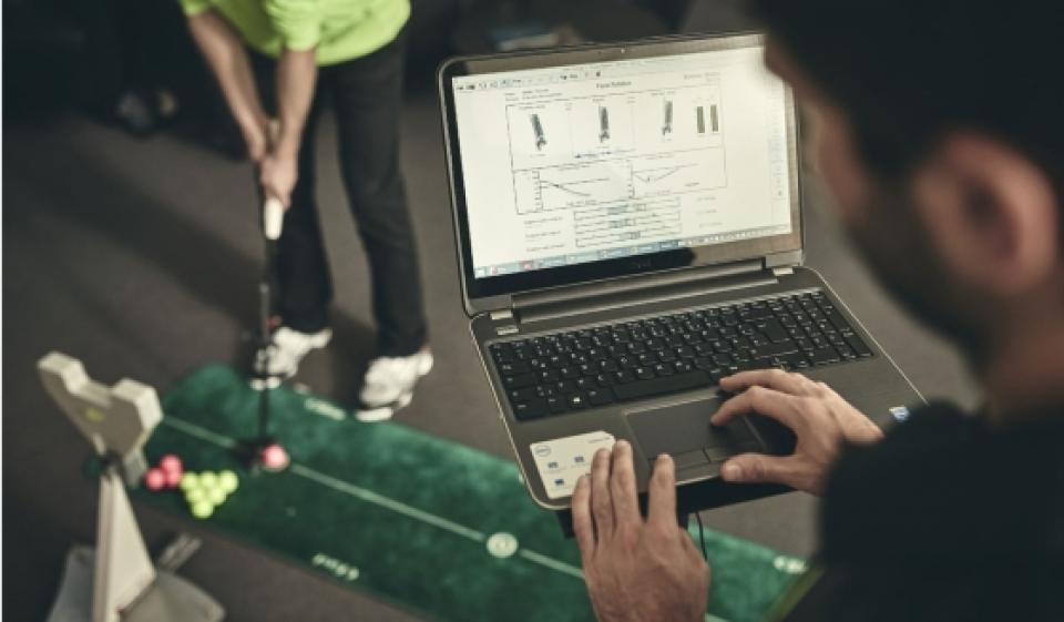 Søllerød Golfklubs Proshop - Sams PuttLab
