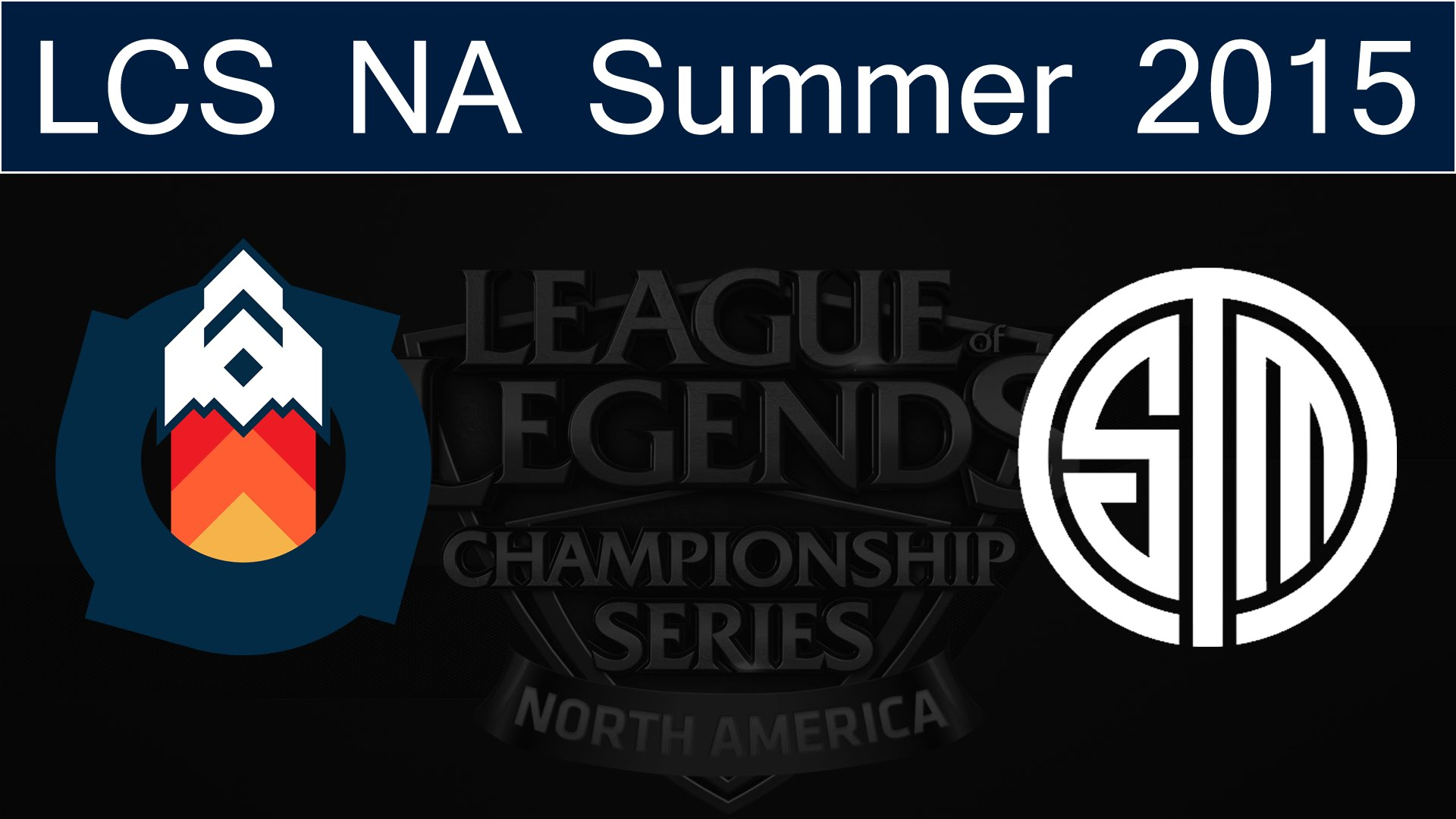 NA LCS Playoff Prediction Gravity Vs Team Solo Mid